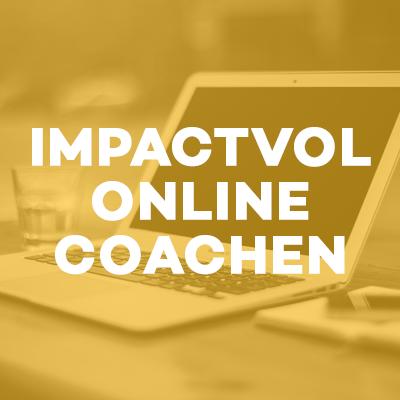 Impactvol Online Coachen - Online Opleiding